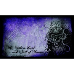 Legion - Playmat feutrine - The Night is Dark