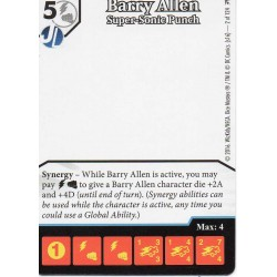 Dice Masters Promo Barry Allen