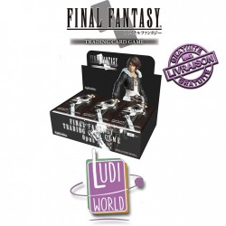 Vf Boite de 36 Boosters Final Fantasy TCG Opus 2