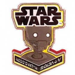 Pins Star Wars ROGUE ONE - K-2S Pin 3,2cm