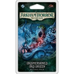 Undimensioned and Unseen - Dunwich Mythos Pack 1.4 - Arkham Horror LCG