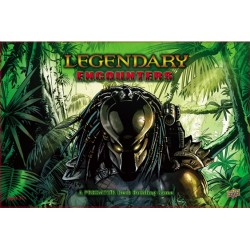 Legendary Encounters an Predator Deck-building Game