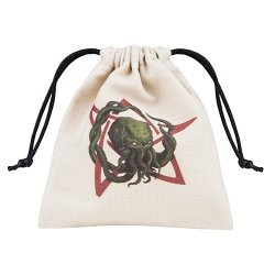 Call of Cthulhu Dice Bag - Bourse à dés ou jetons.
