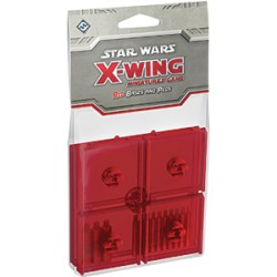 Supports X Wings Rouge