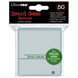 Ultra Pro - Board Game Sleeves - 69x69mm