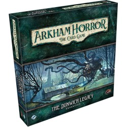 The Dunwich Legacy - Arkham Horror LCG