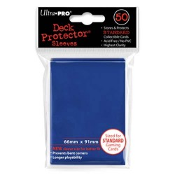 Protèges cartes Standard Ultra Pro - Blue