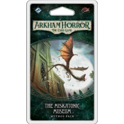 The Miskatonic Museum - Dunwich Mythos Pack 1.1 - Arkham Horror LCG