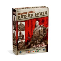 Special Guest: Adrian Smith Zombicide : Black Plague