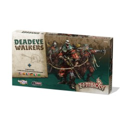 Deadeye Walkers Zombicide : Black Plague