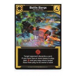 Cartes Promo Star Realms - Battle Barge