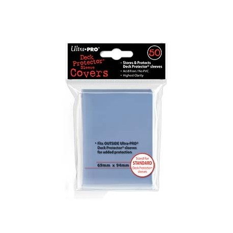 Protèges cartes Standard Ultra Pro - Sleeves COVERS