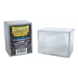 Gaming Box Dragon Shield - Clear