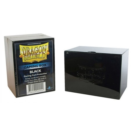 Gaming Box Dragon Shield - Black