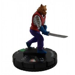 "HeroClix TMNT ""Heroes In A Half Shell"" Set 2 N14 Chien Khan - Uncommon"