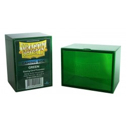 Gaming Box Dragon Shield - Green