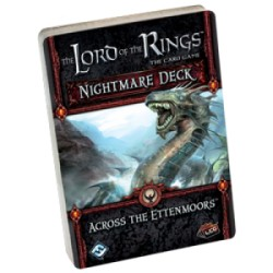 Lord of the Rings LCG: Across the Ettenmoors Nightmare Deck