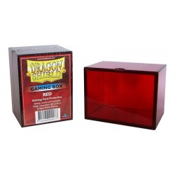Gaming Box Dragon Shield - Red