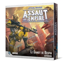 Le Gambit de Bespin Star Wars : Assaut sur l'Empire