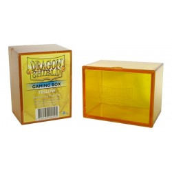 Gaming Box Dragon Shield - Yellow