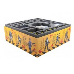 Bundle Mousses de rangement - Zombicide Season 3 Rue Morgue