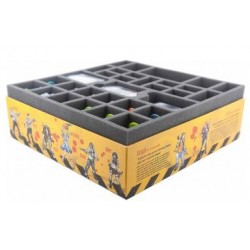 Bundle Mousses de rangement - Zombicide Toxic City Mall
