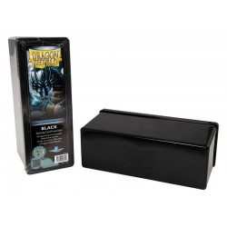 Four Compartment Box Dragon Shield - Black