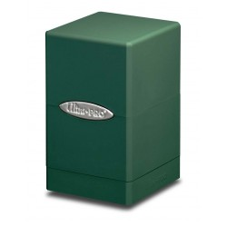 Satin Tower Box Ultra Pro - Green