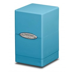 Satin Tower Box Ultra Pro - Light Blue