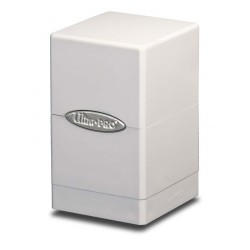 Satin Tower Box Ultra Pro - White