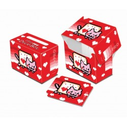 Deck Box Ultra Pro - ValentNyan Cat