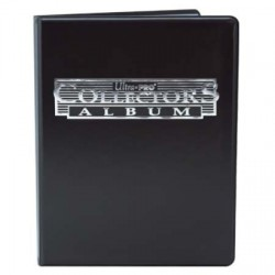 Portfolio 9 cases Collectors Ultra Pro - Black