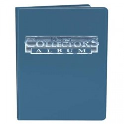Portofolio 9 cases Collectors Ultra Pro - Blue