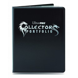 Portofolio 9 cases Gaming Collectors Ultra Pro - Black
