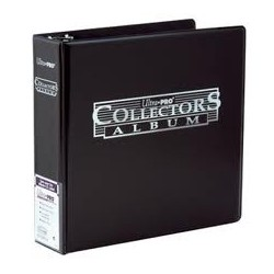Classeur Collectors Ultra Pro - Black