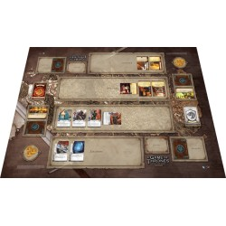 Westeros Two-Player Playmat