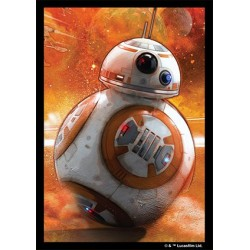50 Protèges Cartes Star Wars BB-8
