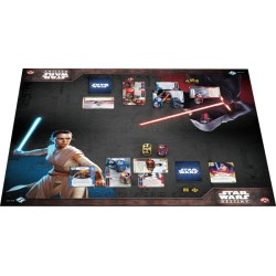 Star Wars Destiny Awakenings Two-Player Playmat