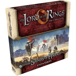The Sands of Harad - Lord of the Rings LCG