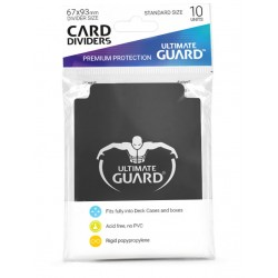 Séparateurs de Cartes Ultimate Guard Noir