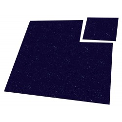 Tapis de jeu Deep Space 9 Tuiles 30 x 30 cm - Ultimate Guard