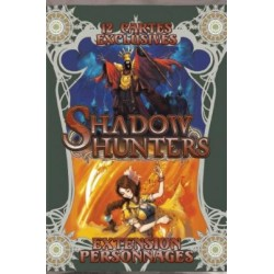 SHADOW HUNTERS : Extension PERSONNAGES