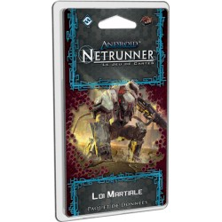 Android : Netrunner - 6.5 - Loi Martiale