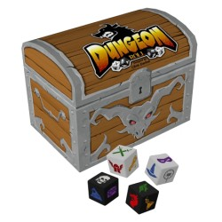 Dungeon Roll - Version Française