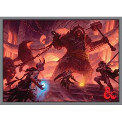 50 Protèges cartes Standard Dungeons and Dragons Fire Giant