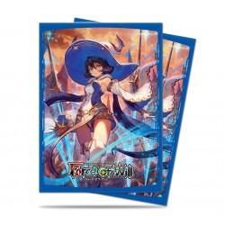 65 Protèges Cartes - Force of Will - L1: Zero