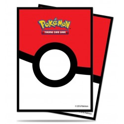 65 Protèges Cartes Pokemon Pokeball - Ultra Pro