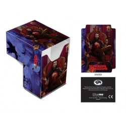 Deck Box Ultra Pro - Dungeons and Dragons Count Strahd von Zarovich