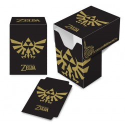 Deck Box Ultra Pro - The Legend of Zelda: Black & Gold