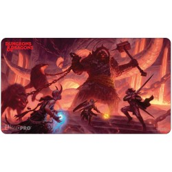 Tapis de Jeu - Dungeons and Dragons Fire Giant